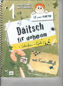 Le Petit Martin - Mathematik Fir Doheem Cycle 2.1