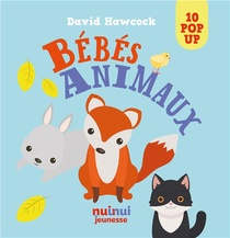 Bebes Animaux ; 10 Pop-up
