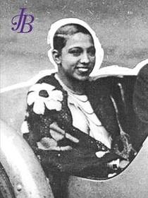 Initiales N 13 - Josephine Baker