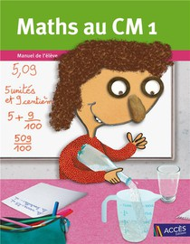 Maths Au Cm1 ; Manuel De L'eleve