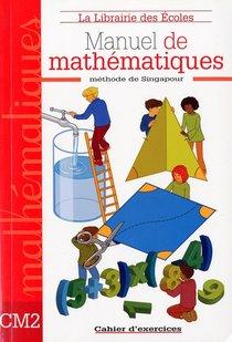 Mathematiques ; Cm2 ; Cahier D'exercices