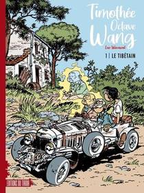 Timothee Octave Wang T.1 ; Le Tibetain