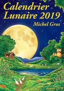 Calendrier Lunaire (edition 2019)