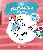Mein Malkasten-Malbuch - Feen
