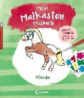 Mein Malkasten-Malbuch - Pferde