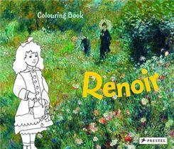 Colouring Book Renoir