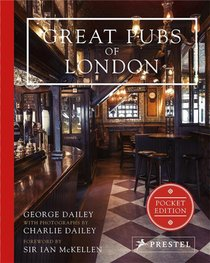 Great Pubs Of London, Pocket Edition /anglais