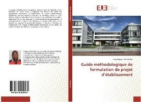Guide Methodologique De Formulation De Projet D'etablissement
