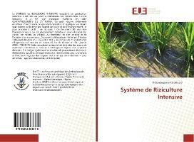 Systeme De Riziculture Intensive