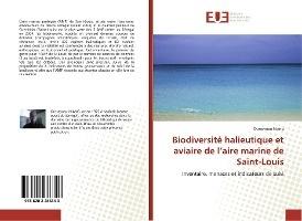 Biodiversite Halieutique Et Aviaire De L'aire Marine De Saint-louis