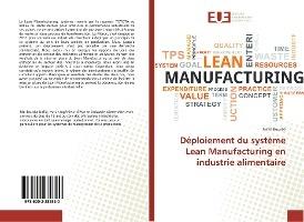 Deploiement Du Systeme Lean Manufacturing En Industrie Alimentaire