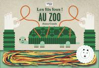 Livres D'activites - Les Fils Fous! Au Zoo