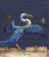 Gli animali fantastici: dove trovarli. Newt Scamander