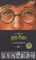 Harry Potter. La serie completa: Harry Potter e la pietra filosofale-Harry Potter e la camera dei segreti-Harry Potter e il prigioniero di Azkaban-Harry Potter e il calice di fuoco-Harry Potter e l'Ordine della Fenice-Harry Potter e il Principe Mezzosangue-Harry Potter e i doni della morte