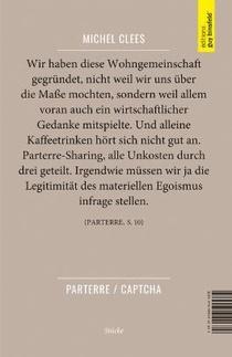 PARTERRE / CAPTCHA