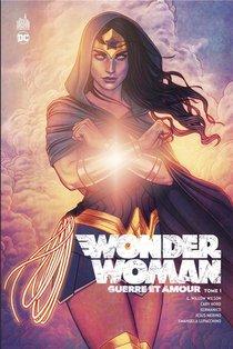 Wonder Woman Guerre & Amour T.1