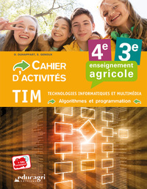 Tim 4e / 3e : Cahier D'activites
