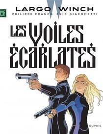 Largo Winch T.22 ; Les Voiles Ecarlates