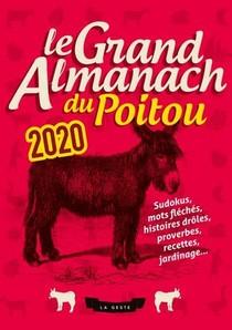 Le Grand Almanach Du Poitou 2020