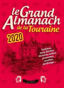 Le Grand Almanach De La Touraine 2020
