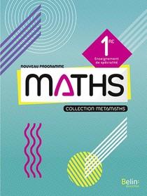 Metamaths Mathematiques 1re - Manuel Eleve 2019