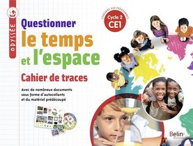 Odyssee Ce1 - Cahier De Traces 2021