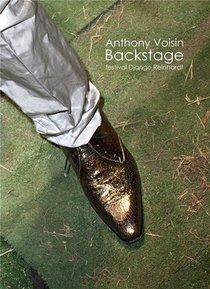 Backstage - Festival Django Reinhardt