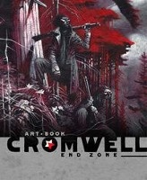 End Zone ; Artbook ; The Art Of Cromwell