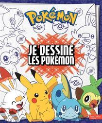 Je Dessine Les Pokemon