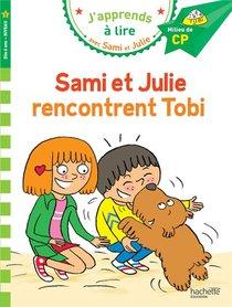 J'apprends A Lire Avec Sami Et Julie ; Sami Et Julie Rencontrent Tobi