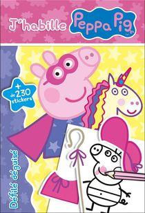 Peppa Pig - J'habille - Defiles Deguises