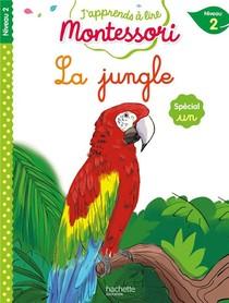 J'apprends A Lire Montessori ; La Jungle ; Special Un