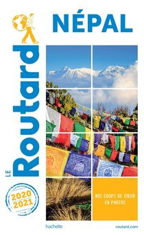 Guide Du Routard ; Nepal (edition 2020/2021)