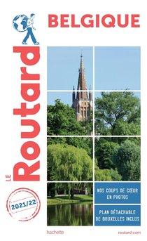 Guide Du Routard ; Belgique (edition 2021/2022)