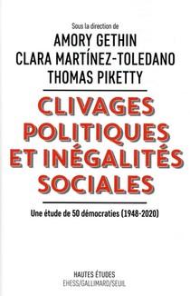 Clivages Politiques Et Inegalites Sociales ; Une Etude De 50 Democraties (1948-2020)