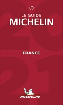 Guide Rouge ; Le Guide Michelin ; France (edition 2021)