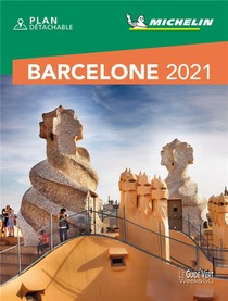 Le Guide Vert Week-end ; Barcelone (edition 2021)