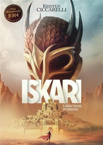 Iskari T.1 ; Asha, Tueuse De Dragons