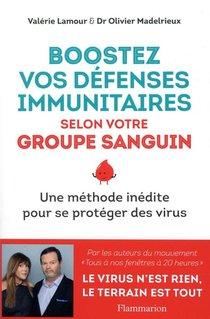 Boostez Vos Defenses Immunitaires Selon Votre Groupe Sanguin