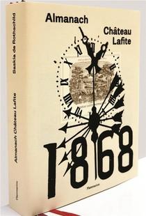 Almanach Chateau Lafite ; 1868