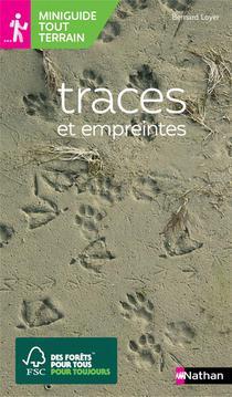 Miniguide Tout Terrain : Traces Et Empreintes