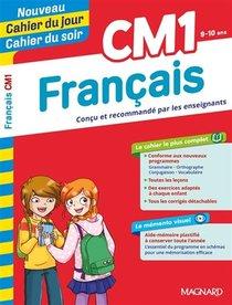 Cahiers Du Jour/ Soir ; Francais ; Cm1