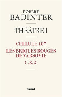 Theatre T.1 ; Cellule 107 ; Les Briques Rouges De Varsovie ; C.3.3.