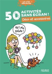 50 Activites Sans Ecran ! Deco Et Accessoires