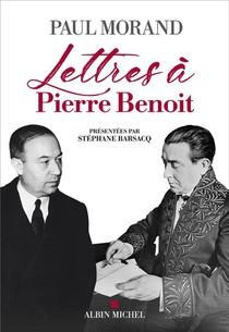 Lettres A Pierre Benoit