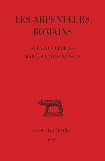 Les Arpenteurs Romains T.4 : Agennius Urbicus, Marcus Junius Nypsius