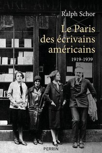 Le Paris Des Ecrivains Americains 1919-1939