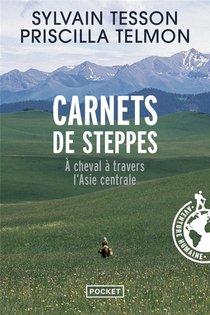 Carnets De Steppes ; A Cheval A Travers L'asie Centrale