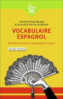 Vocabulaire Espagnol : Plus De 500 Mots Et Expressions Usuels