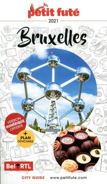 Guide Petit Fute ; City Guide ; Bruxelles (edition 2021)